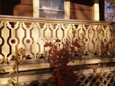 Amesbury porch