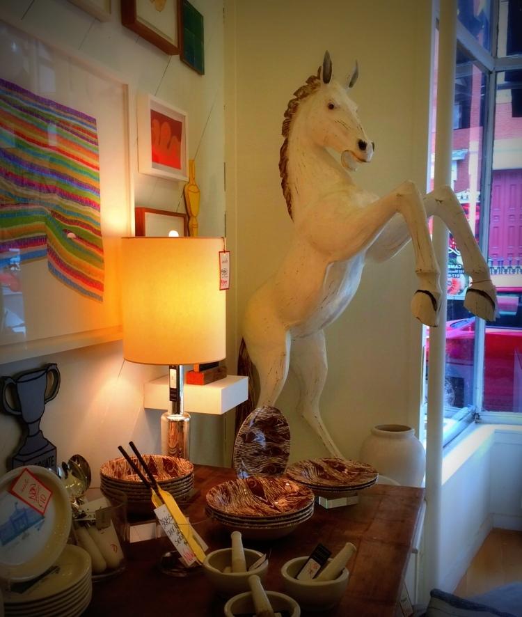 hudson horse