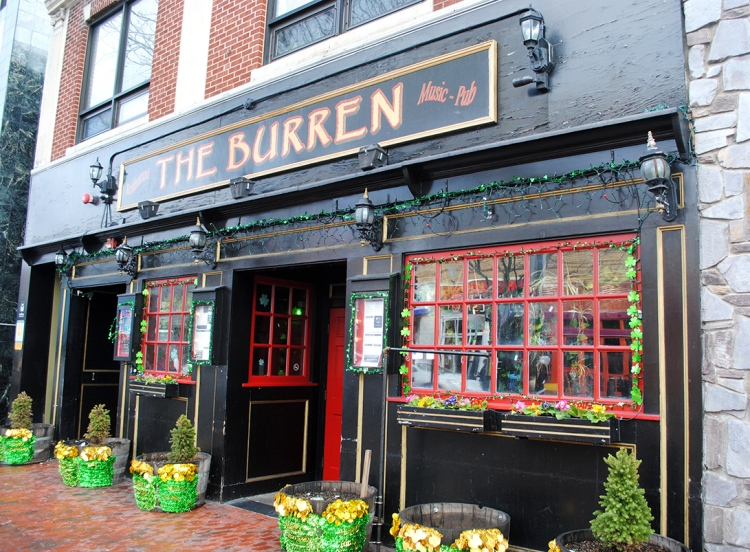 The Burren, Somerville, MA