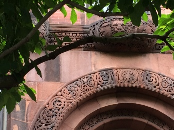 Back Bay, architectural detail