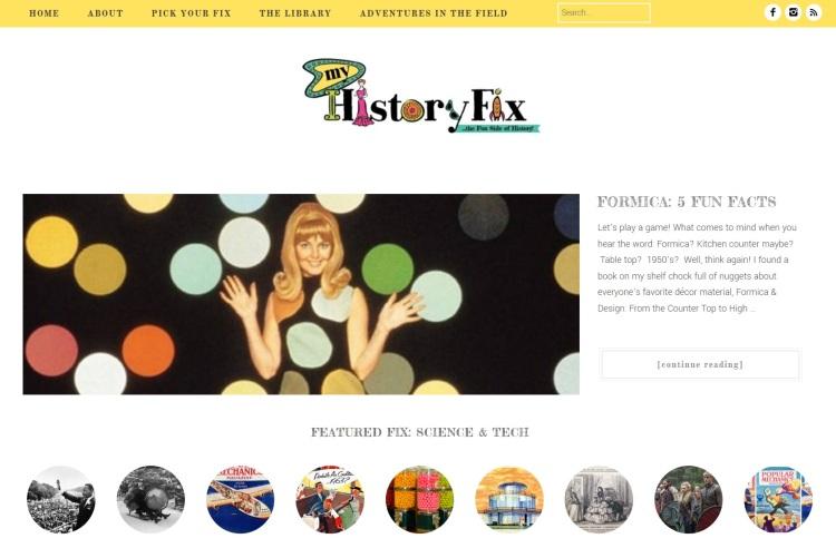 My History Fix screenshot