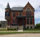 The Ransom Gillis House--gorgeous thanks to HGTV's Nicole Curtis, the Rehab Addict!
