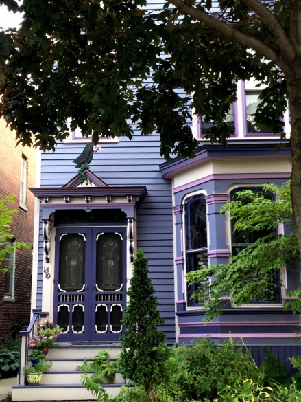 Some fantastic Victorian homes in Corktown!