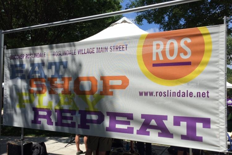 Roslindale banner