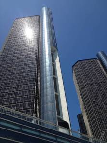 Another shot of the RenCen