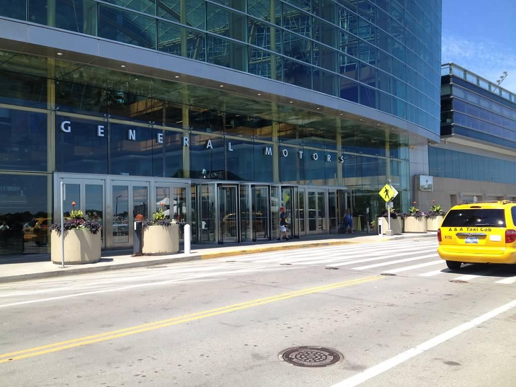 Detroit S Riverwalk Motor City Expat