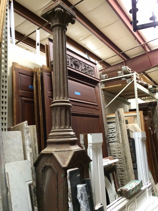 Cast Iron Column