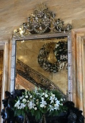 Marble House Foyer mirror-001